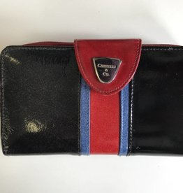 CABRELLI INC. A51856 BLACK RED BLUE