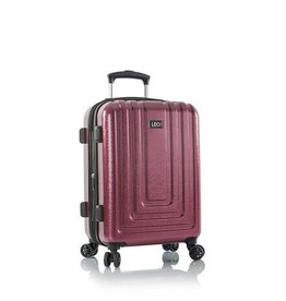 HEYS LEVITON 21 CARRYON SPINNER RED HEYS