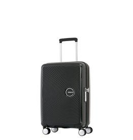 AMERICAN TOURISTER CARRYON SPINNER BLACK CURIO