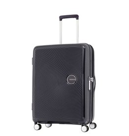 AMERICAN TOURISTER 862291041 BLACK MEDIUM SPINNER CURIO SPINNER