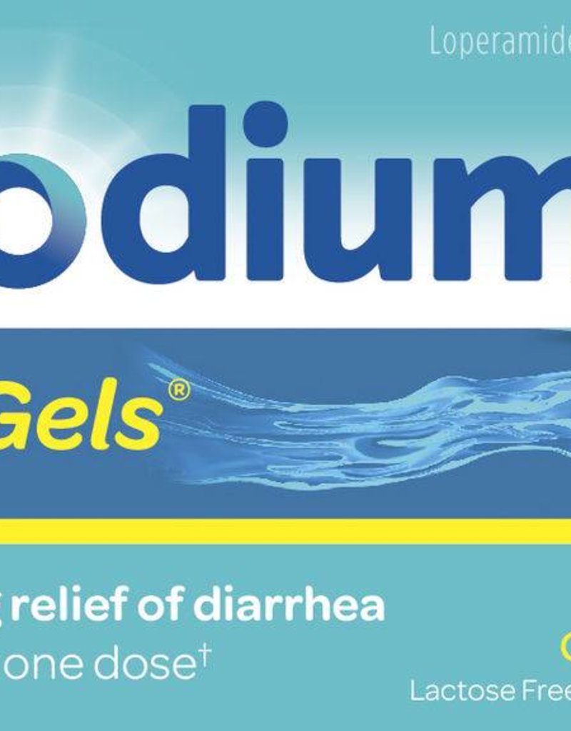 IMODIUM LIQUID GELS 6'S
