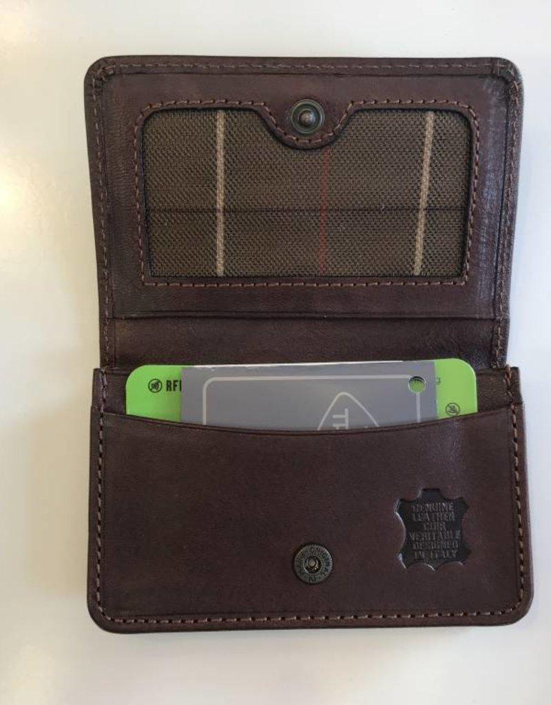 TREND 917007 CARD WALLET BROWN RFID