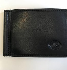 TREND MONEY CLIP WALLET BLACK RFID 917034 THE TREND