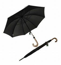 FULTON G813 BLACK HUNTSMAN 1  UMBRELLA
