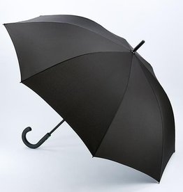 FULTON G844 BLACK TYPHOON STICK  UMBRELLA