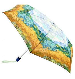 FULTON L794 WHEATFIELD WITH CYPRESSES VAN GOGH UMBRELLA