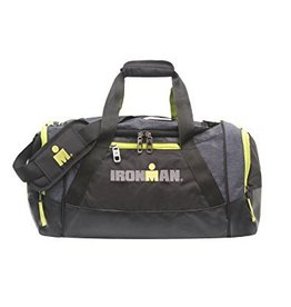 IRON MAN DUFFLE BAG LIME IRON MAN 21""