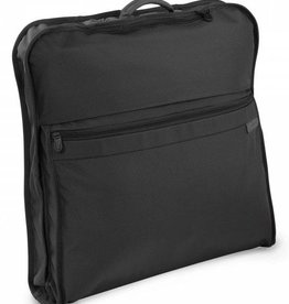 BRIGGS & RILEY 389-4 BLACK CLASSIC GARMENT BAG