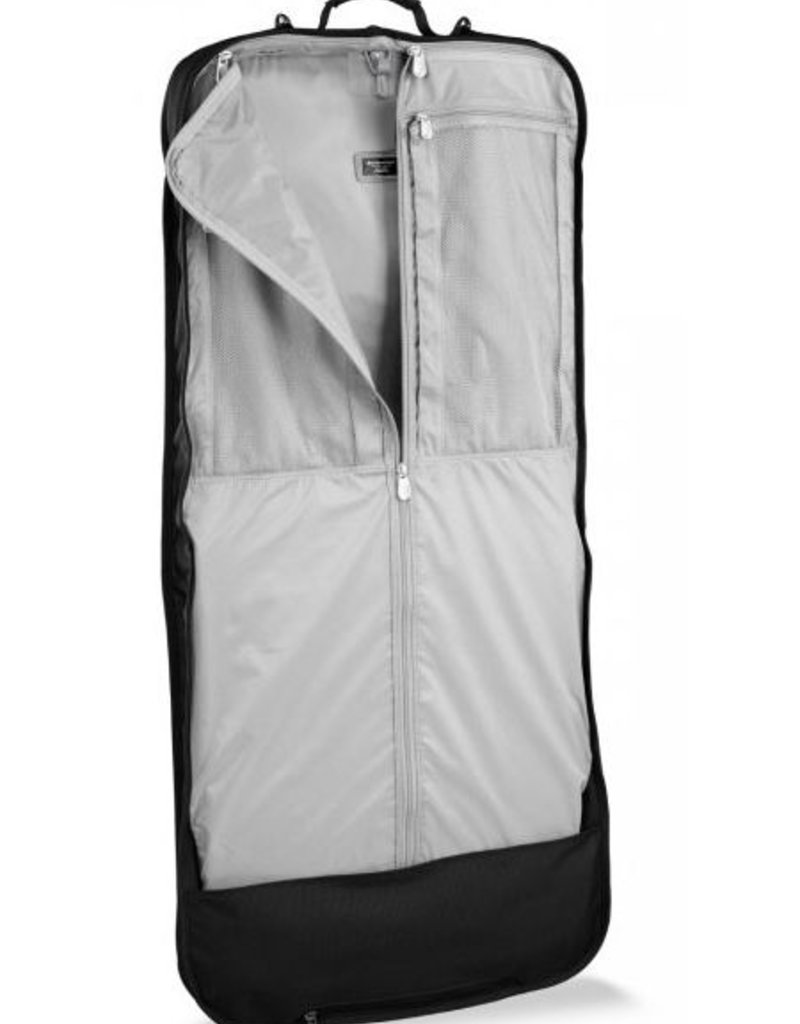 5d15a847a570 BRIGGS & RILEY 389-4 BLACK CLASSIC GARMENT BAG