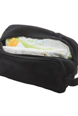 DELSEY L129 BLACK TOILETRY