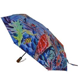 ANUSCHKA 3100 OCT FOLDABLE UMBRELLA OCEAN TREASURES