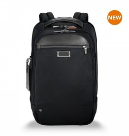BRIGGS & RILEY KP422-4 BLACK MEDIUM BACKPACK BRIGGS
