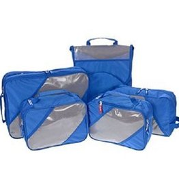 RENWICK PACKING CUBE 5PC SET COBALT RENWICK