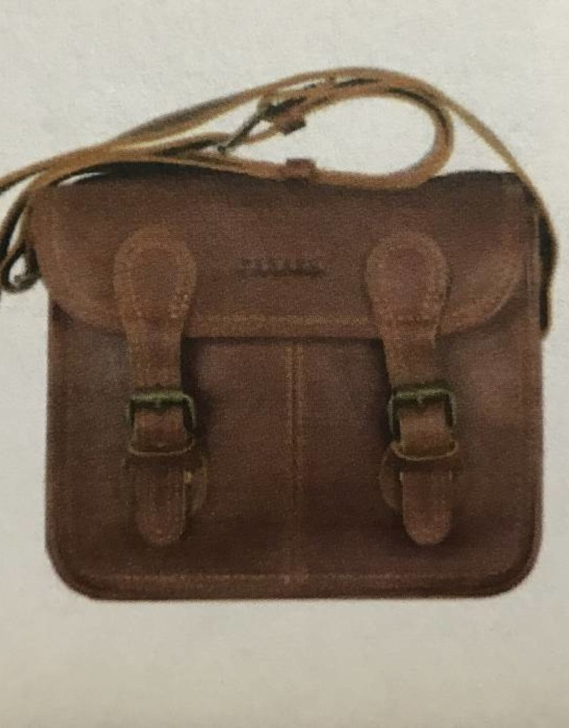 CANANU SOJOURNER LEATHER MESSENGER BAG
