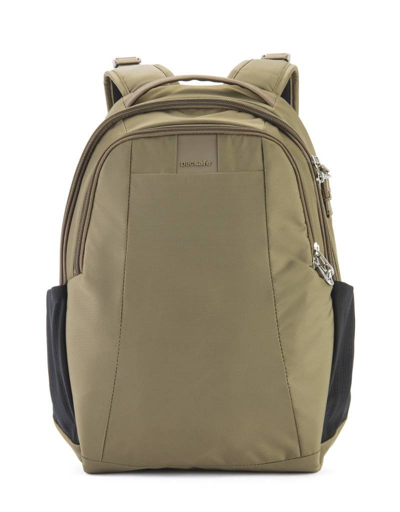 PACSAFE METROSAFE LS350 EARTH ANTI THEFT 15L BACKPACK 30430221