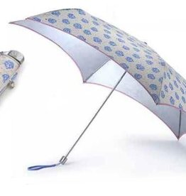 FULTON L752 SPOTTY ROSE UV UMBRELLA