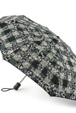 FULTON L346 GD GINGHAM DITSY UMBRELLA