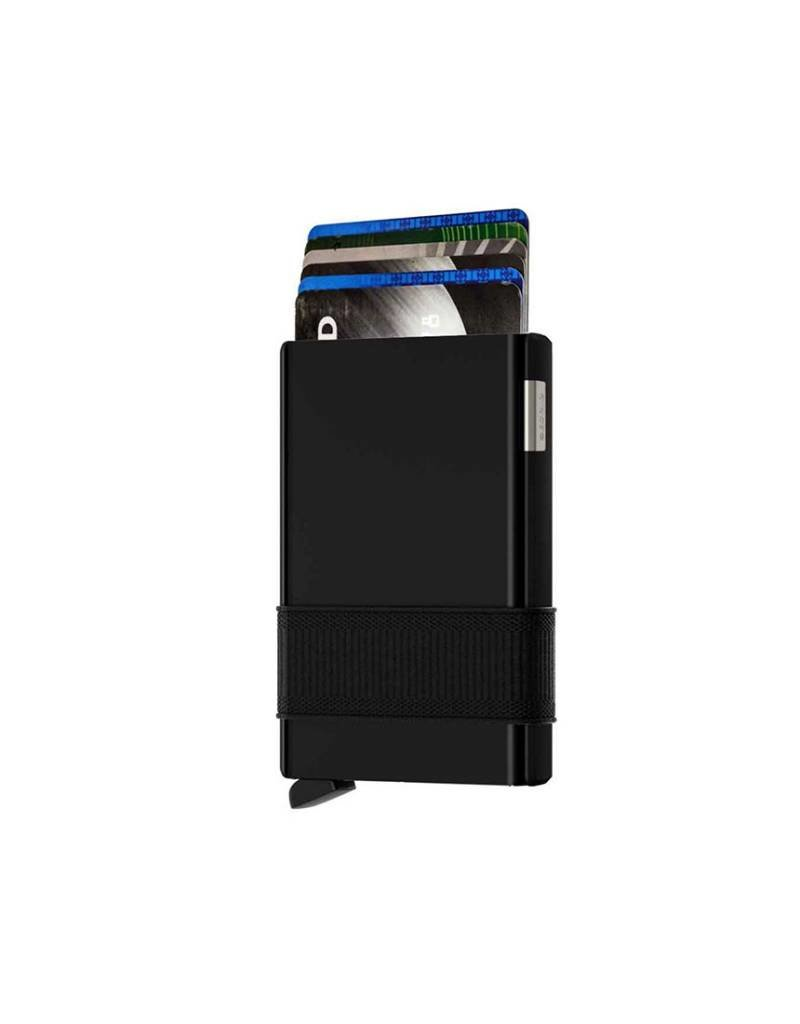 SECRID CARDSLIDE CS RFID BLACK OPAQUE BLACK