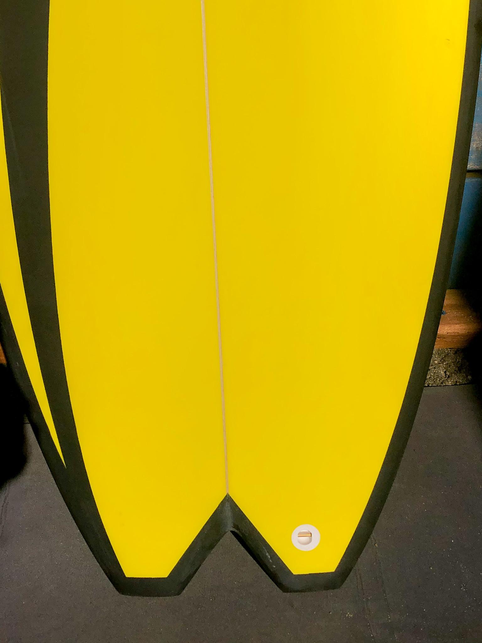"""El Porto Surfboards 5'6 El Porto Surfboards""""Fish-O"""""""