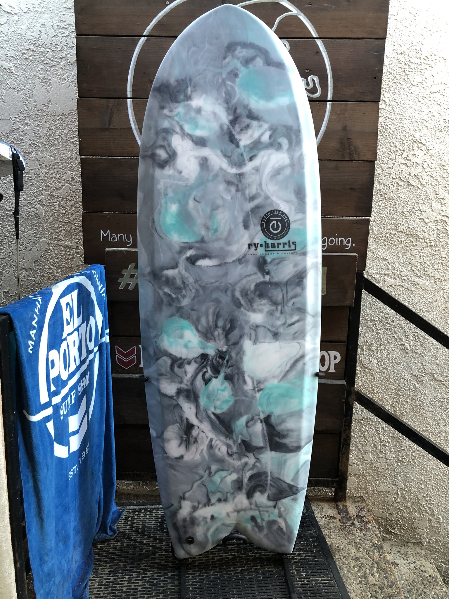 Earth Technologies Earth Technologies - MMS Mod Fish - 5'3
