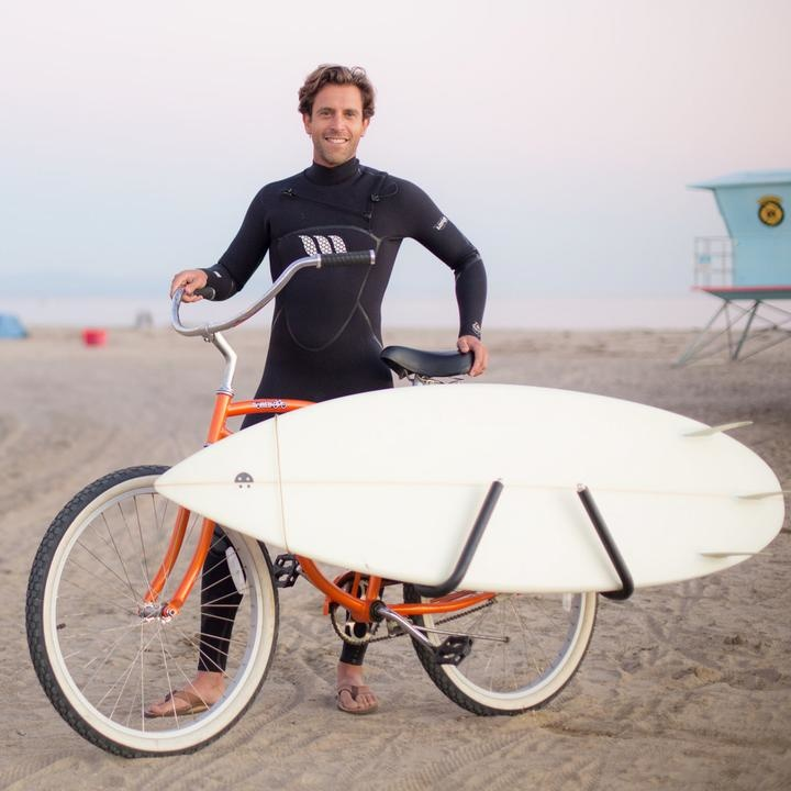 Moved By Bikes Moved by Bikes - Shortboard Rack