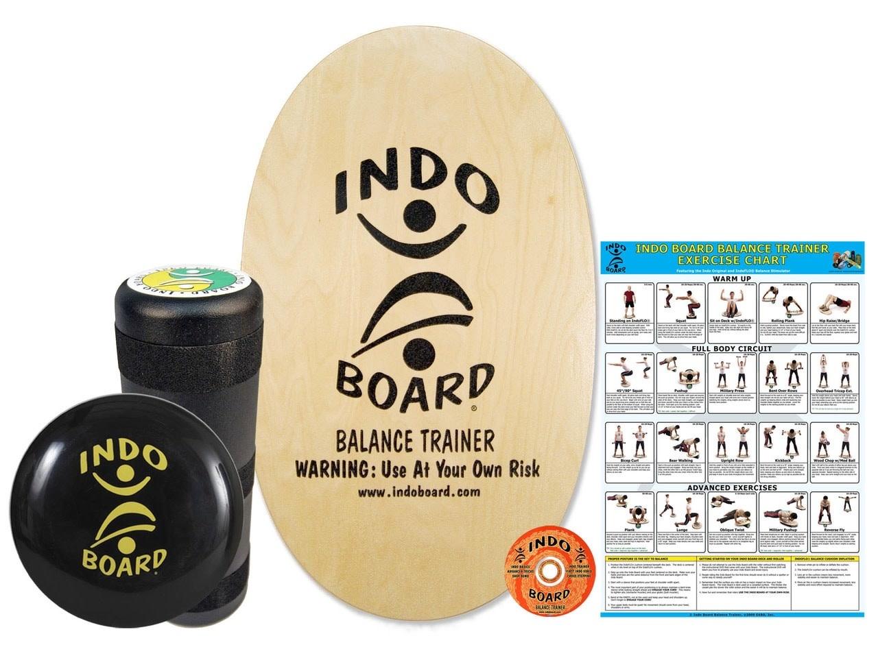 Indo Board Indo Board Balance Trainer