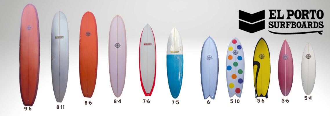 El Porto Surfboards