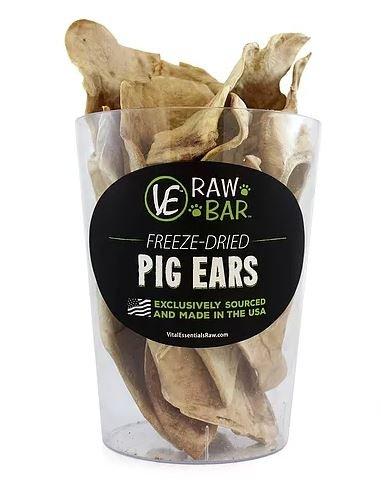 Vita Essentials Vital Essentials FD Pig Ears