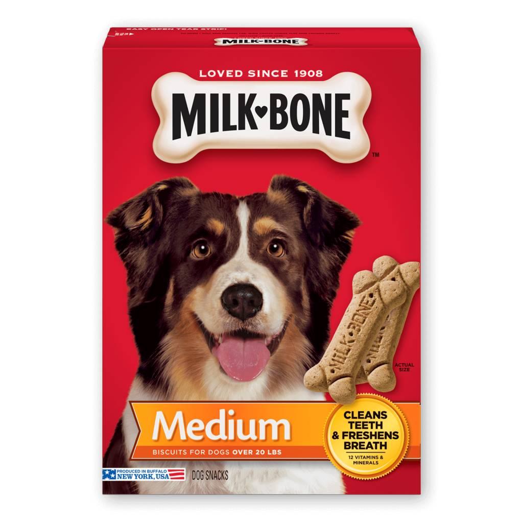 Big Heart (Milkbone) Milkbone Biscuits Medium 12/24oz