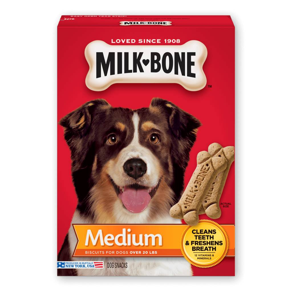 Big Heart (Milkbone) Milkbone Biscuits Medium 10 Lb.