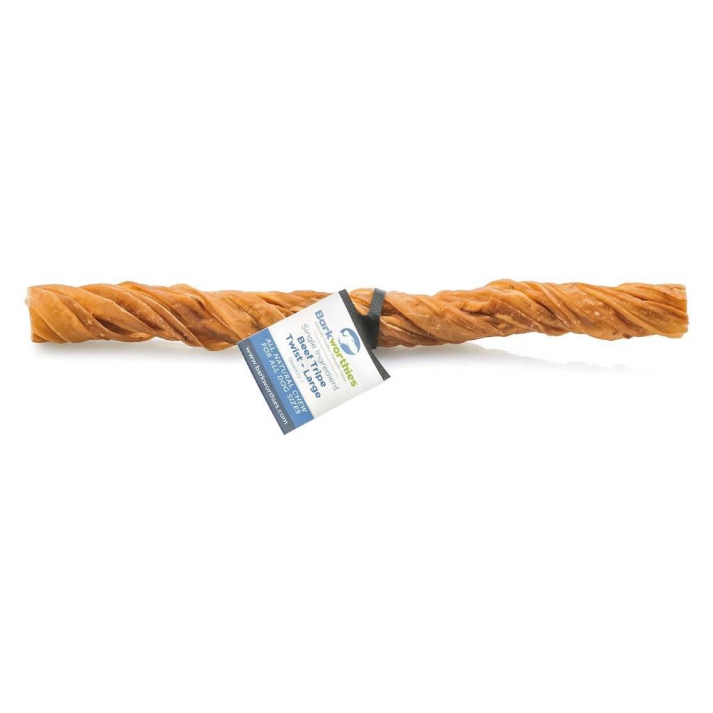 Barkworthies Barkworthies Tripe Twist Large 75/