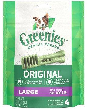 Greenies Greenies Original Tub Large Dog Treats 27oz