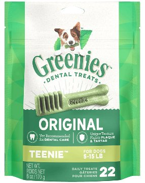 Greenies Greenies Value Tub Teenie Dog Treats 36oz
