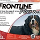 Frontline Frontline Plus Dog Red 89-132 Lb. 3 Pack