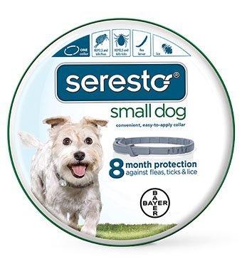 Bayer Healthcare Seresto Small Dog 8 Month F/T Collar