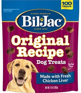 Biljac Biljac Liver Treats 8/10oz
