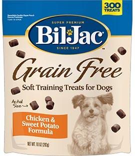 Biljac Biljac Grain Free Soft Chicken Treats 8/10oz