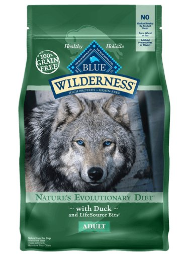 Blue Buffalo Blue Buffalo Wilderness Duck with Sweet Potatoes Adult Dry Dog Food 24 Lb.