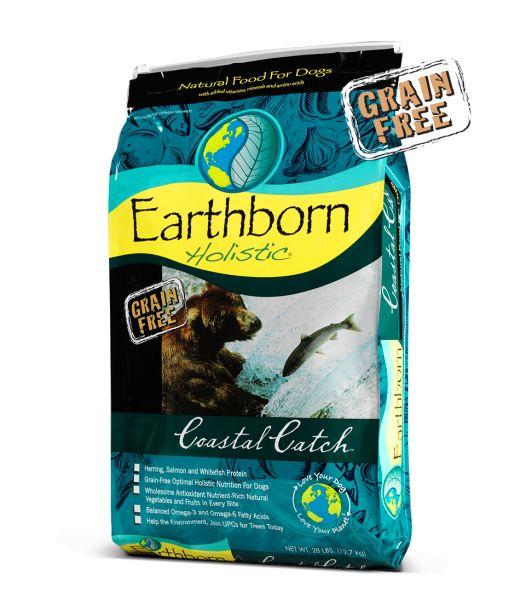 Earthborn Earthborn Holistic Coastal Catch Grain-Free Dry Dog Food 28 Lb.