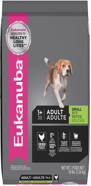 Eukanuba Eukanuba Adult Maintenance Small Bite Dog Food 30 Lb.