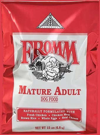 Fromm Family Foods Fromm Classics Mature Adult Dog Food  33 Lb.