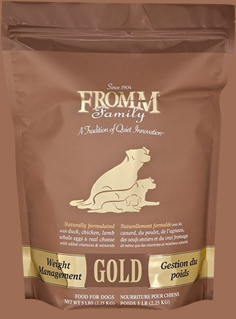Fromm Family Foods Fromm Gold Weight Management Dry Dog Food 15 Lb.