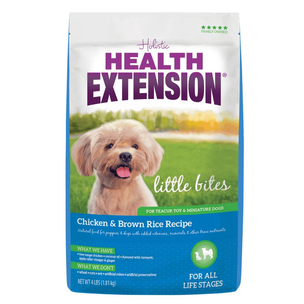 Health Extension Health Extension Little Bites Chicken & Brown Rice Dog Food 10 Lb.