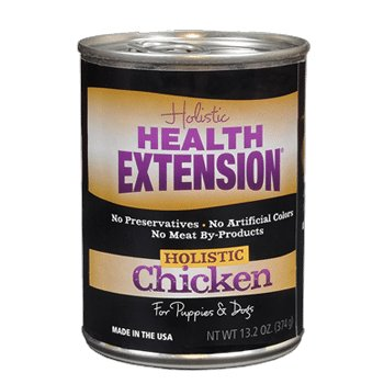 Health Extension Health Extension Can Chicken Dog Food  24/5.5oz