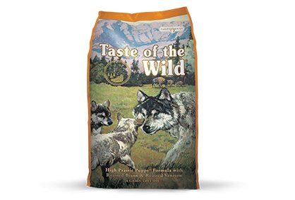 Taste Of The Wild Taste Of The Wild High Prairie Puppy Formula Dry Food 30 Lb.