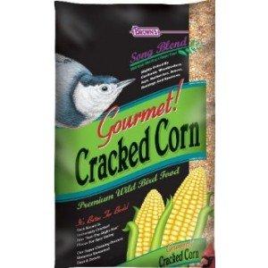 F.M Browns F.M. Browns Wildbird Song Blend Cracked Corn 12/4 Lb.