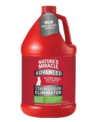 Nature's Miracle Nature's Miracle Advanced Stain and Odor Eliminator Pourable Gal