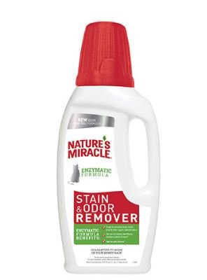 Nature's Miracle Nature's Miracle Just for Cats Stain and Odor Remover Pourable 32oz