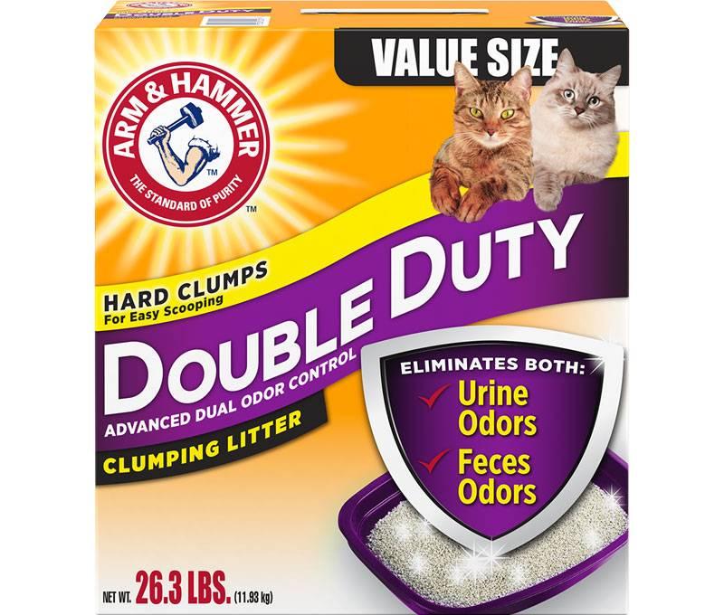 Arm & Hammer Arm & Hammer Double Duty Clumping Cat Litter 26.3 Lb.