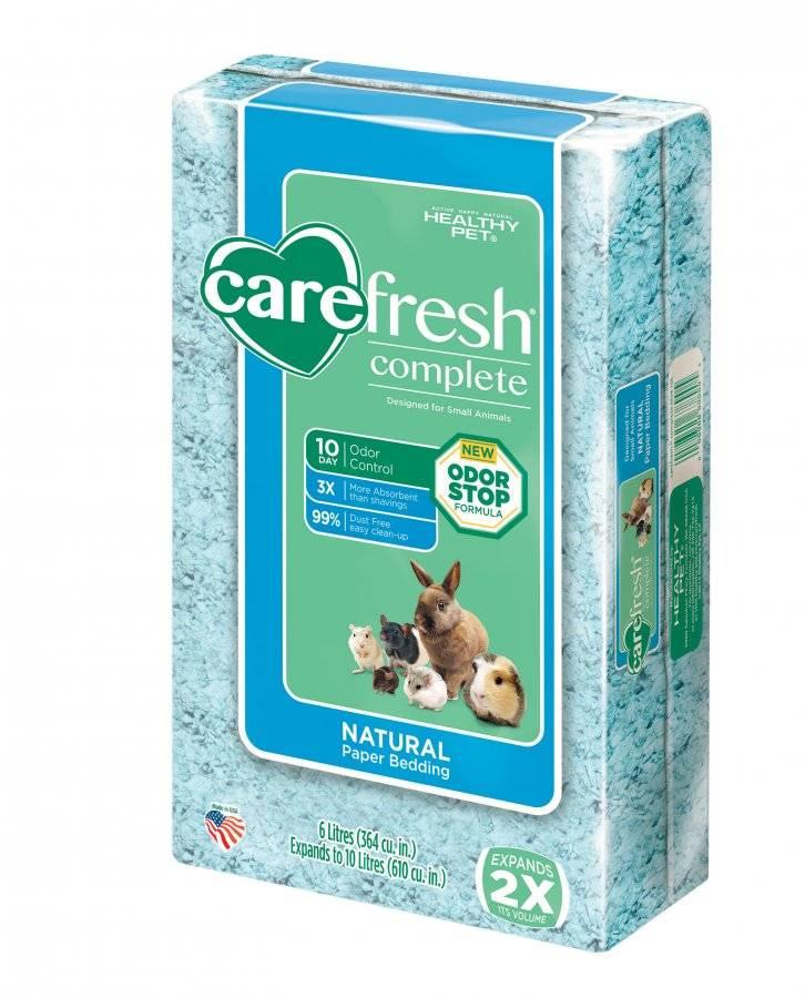Carefresh/Healthy Pet Carefresh Blue Bedding 6/10Lt